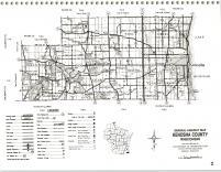 Map Image 013, Kenosha and Racine Counties 1986